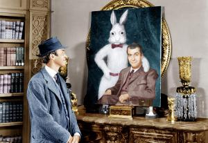 Harvey starring James Stewart and directed by Henry Koster