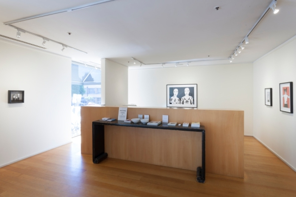 Australian Galleries reception area displaying works by Rona Green