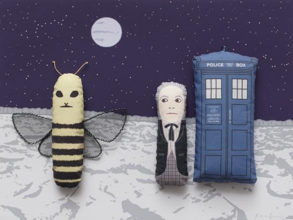 Rona Green, The Doctor I: Vortis, 2010, mixed media, 30 x 39 x 5 cm