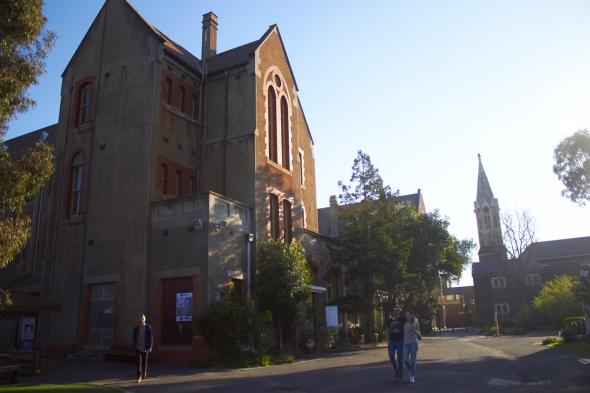 Abbotsford Convent, Melbourne, Australia