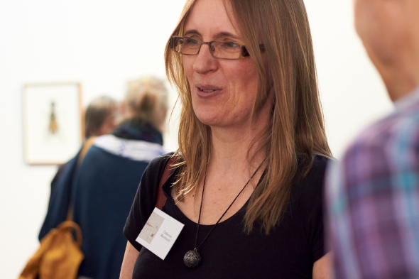 Artist Catherine Macdonald