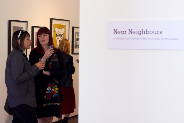 Near Neighbours at St Heliers Street Gallery